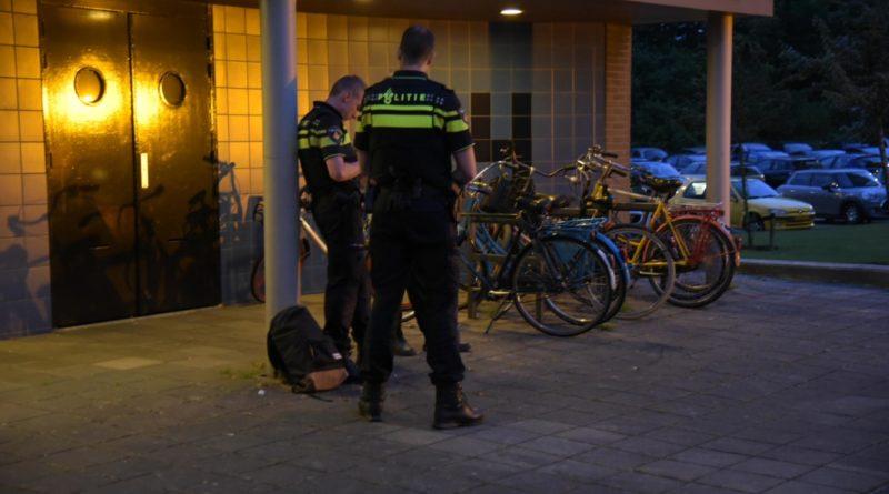 Jongen op fietspad neergestoken Hoge Filterweg Rotterdam