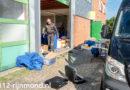 Ontmanteling drugslab in bedrijfspand in volle gang | Klompermakenstraat Hoogvliet