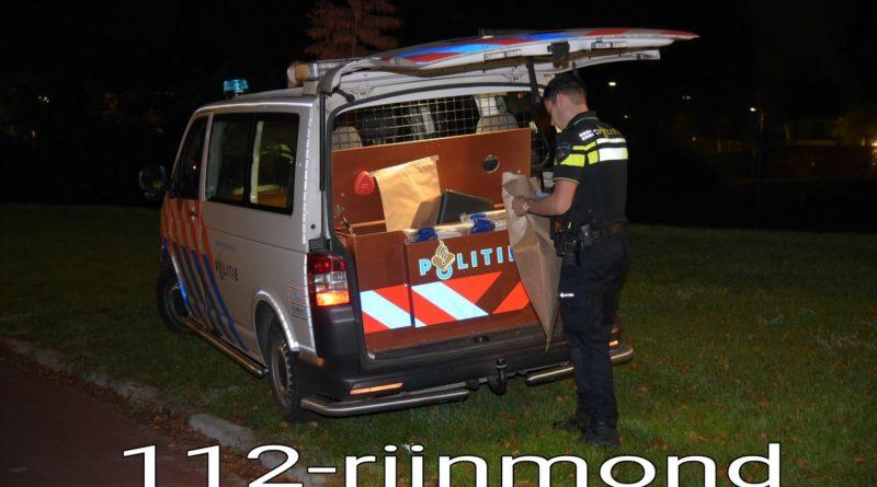 20-jarige man in auto getrokken en beroofd | Krabbendijkehof Rotterdam