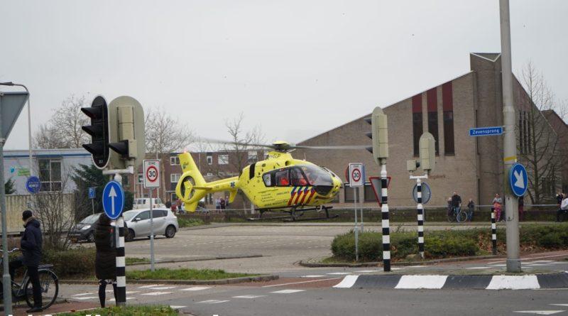 Persoon overleden na val voor metro | Stationsplein Schiedam