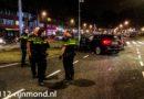 Twee gewonden na flinke aanrijding   Dordtselaan Rotterdam