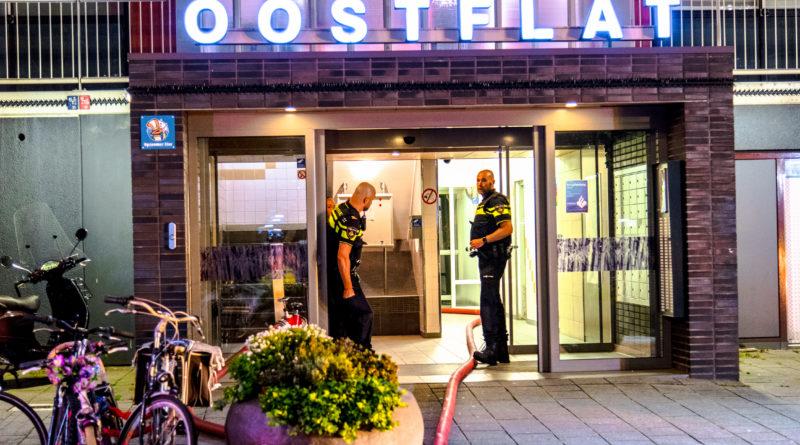 Brand door hennepkwekerij in flatwoning | Aalsdijk Rotterdam