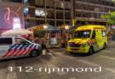 Gewonde na steekpartij bij cafe | Stadhuisplein Rotterdam
