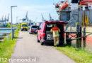 Man zwaargewond na val op schip | Woudrichemstraat Rotterdam