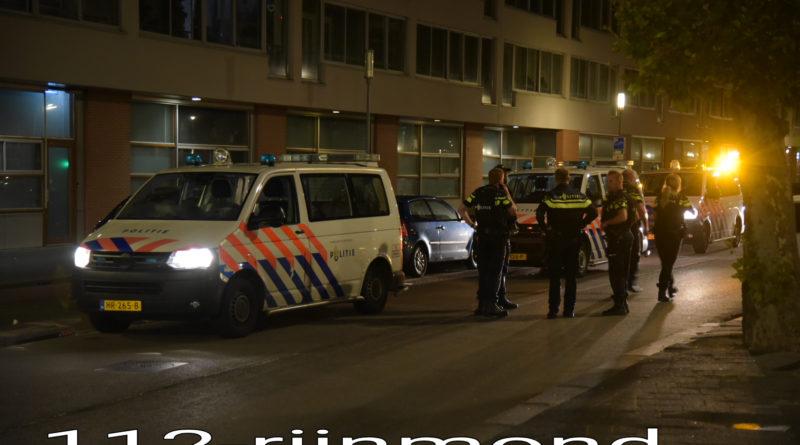 Persoon raakt gewond bij schietpartij | Brede Hilledijk Rotterdam