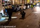 Voetganger geschept door auto, slachtoffer zwaargewond | Strevelsweg Rotterdam