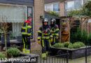 Persoon loopt brandwonden op na ontploffing | Kruisnetlaan Hoogvliet