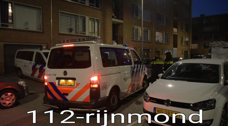 Politie onderzoekt melding schietpartij | Cervantesstraat Rotterdam
