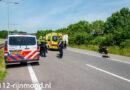 Motorrijder zwaargewond na eenzijdig ongeval | Kilweg Barendrecht