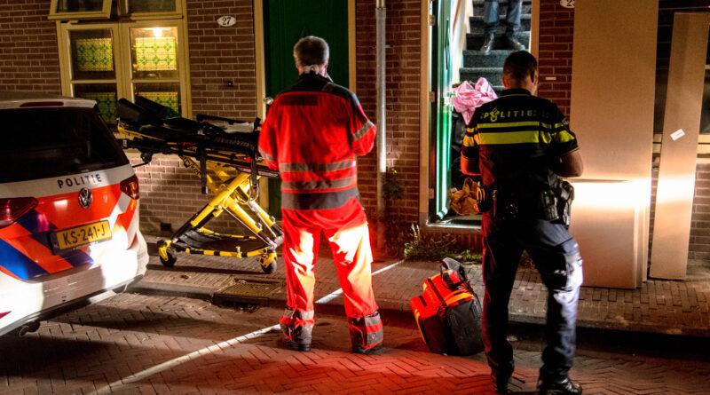 Vrouw zwaargewond na steekpartij in woning | Reigerpad Rotterdam