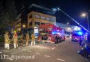 Veel rookontwikkeling bij uitslaande brand Olympic Fruit | Nieuwstraat Barendrecht