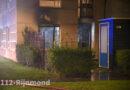 Woning verwoest na uitslaande brand | Oldegaarde Rotterdam