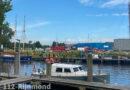 Grote zoekactie naar te water geraakt persoon   Kanaalweg oostzijde Hellevoetsluis<br>