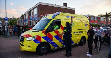 Man gewond bij schietpartij op straat | Dantestraat Rotterdam