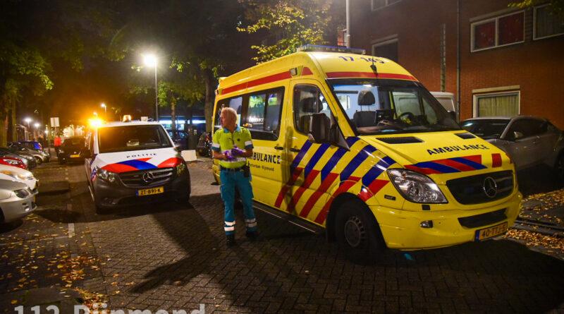 Man raakt gewond bij ruzie in woning   Clemensstraat Rotterdam
